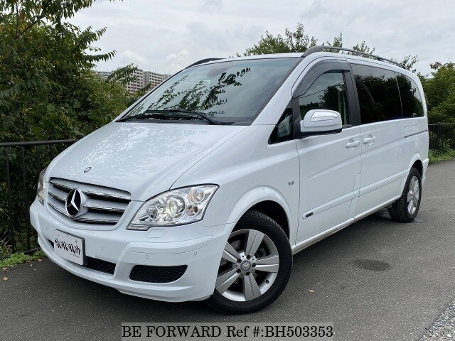 Used 2011 MERCEDES-BENZ V-CLASS BH503353 for Sale