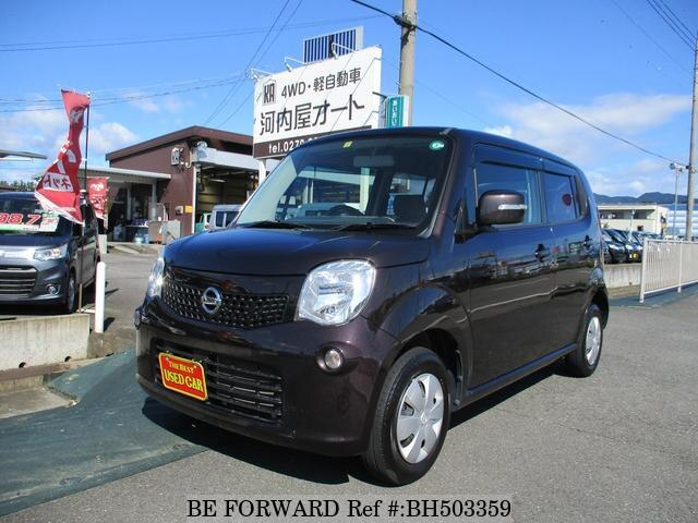 Used 2012 NISSAN MOCO BH503359 for Sale