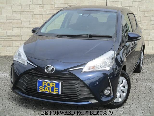 Used 2019 TOYOTA VITZ BH503379 for Sale