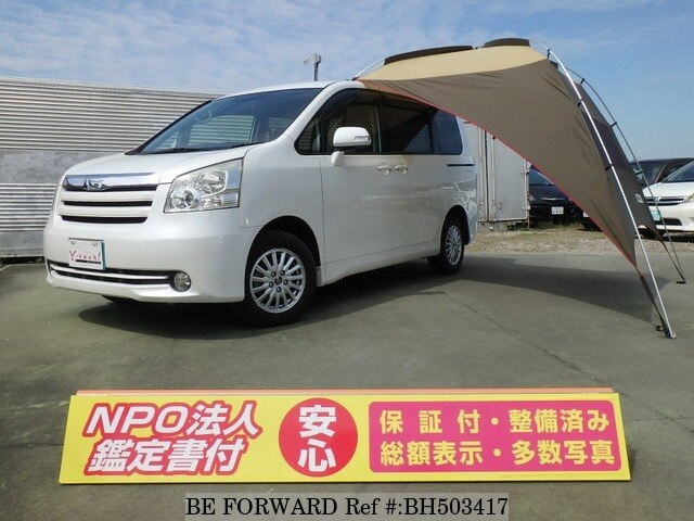 Used 2009 TOYOTA NOAH BH503417 for Sale