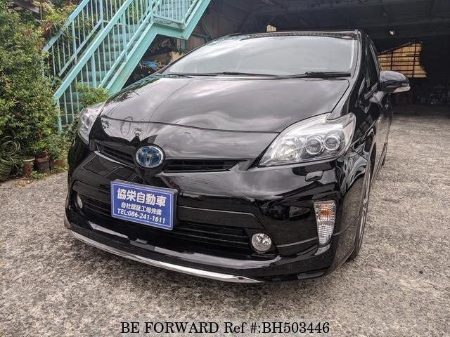 Used 2012 TOYOTA PRIUS BH503446 for Sale