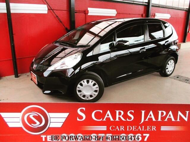 Used 2011 HONDA FIT BH503474 for Sale
