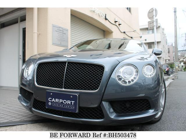 Used 2014 BENTLEY CONTINENTAL BH503478 for Sale