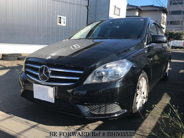 Used 2012 MERCEDES-BENZ B-CLASS BH503533 for Sale