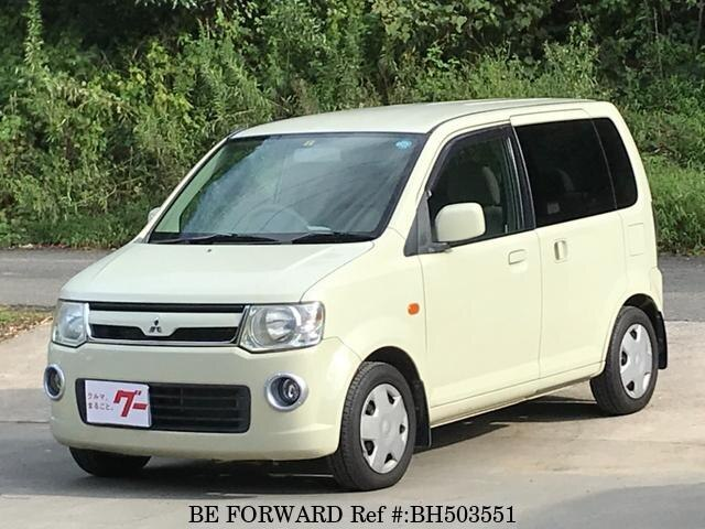 Used 2007 MITSUBISHI EK WAGON BH503551 for Sale
