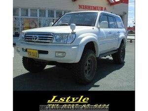 Used 1999 TOYOTA LAND CRUISER BH503567 for Sale