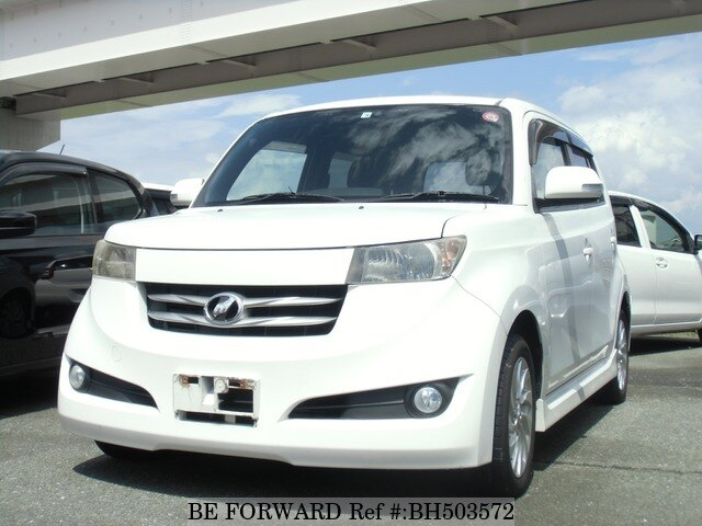 Used 2008 TOYOTA BB BH503572 for Sale