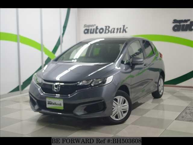 Used 2019 HONDA FIT BH503608 for Sale