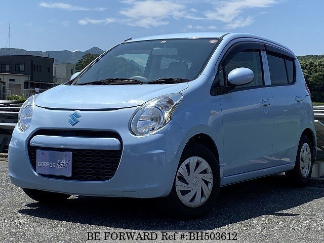 Used 2012 SUZUKI ALTO BH503612 for Sale