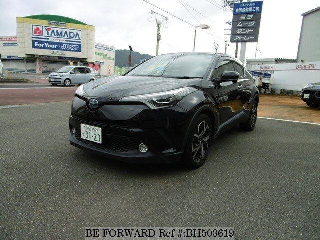 Used 2017 TOYOTA C-HR BH503619 for Sale