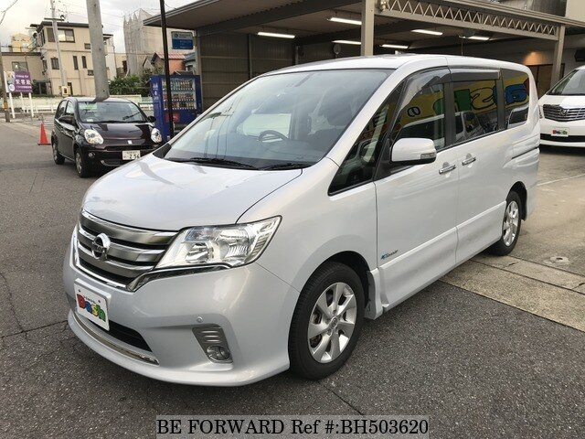 Used 2013 NISSAN SERENA BH503620 for Sale