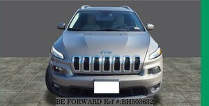 Used 2017 JEEP CHEROKEE BH503632 for Sale