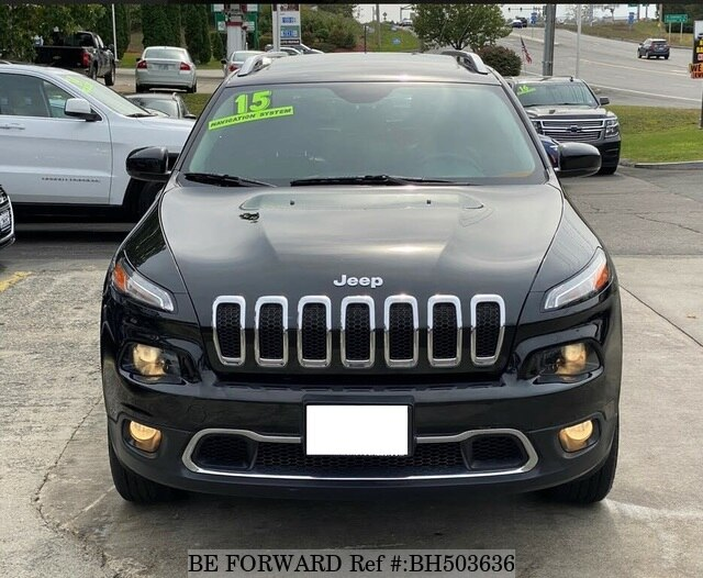 Used 2014 JEEP CHEROKEE BH503636 for Sale
