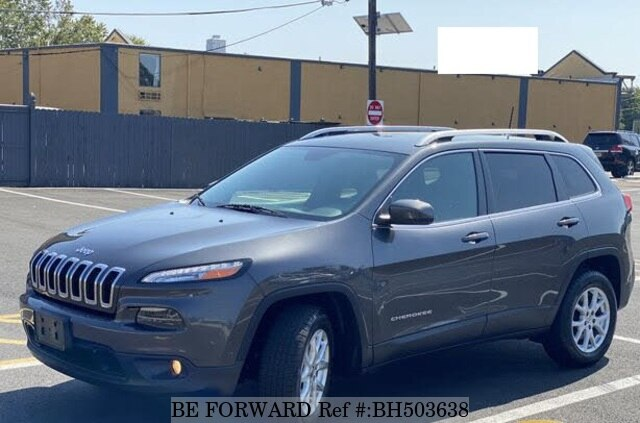 Used 2017 JEEP CHEROKEE BH503638 for Sale