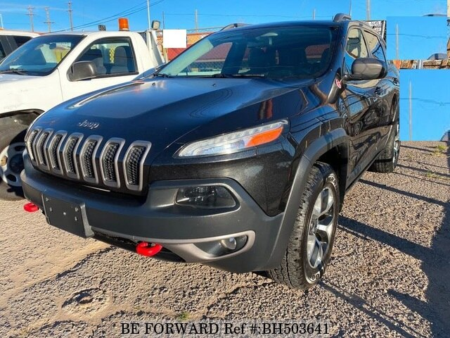 Used 2015 JEEP CHEROKEE BH503641 for Sale