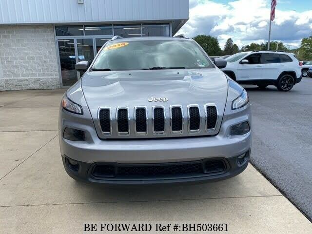 Used 2016 JEEP CHEROKEE BH503661 for Sale