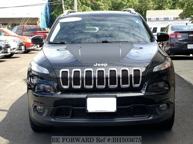 Used 2014 JEEP CHEROKEE BH503675 for Sale