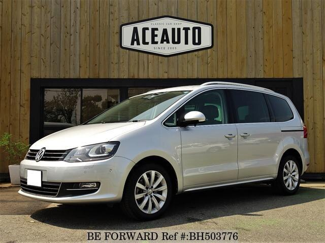 Used 2013 VOLKSWAGEN SHARAN BH503776 for Sale