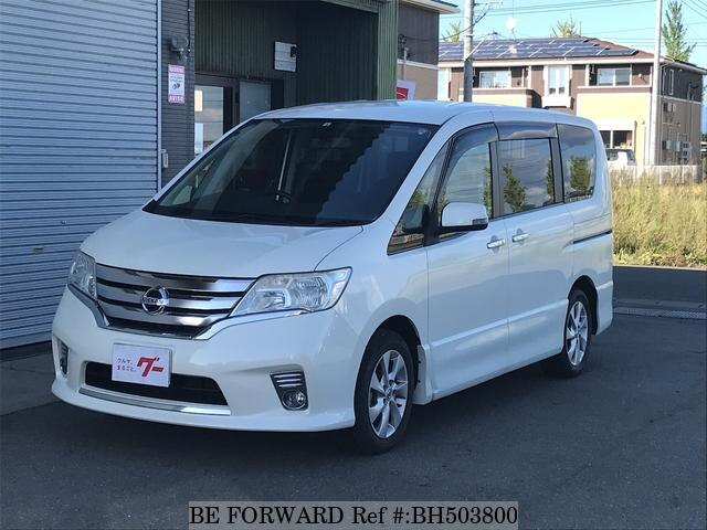 Used 2012 NISSAN SERENA BH503800 for Sale