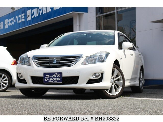 Used 2009 TOYOTA CROWN HYBRID BH503822 for Sale