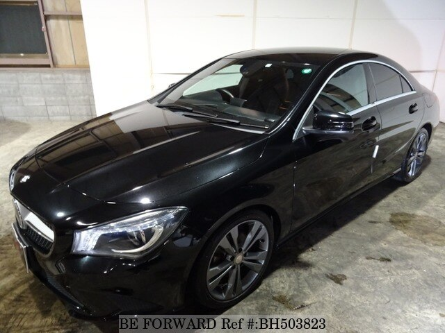 Used 2014 MERCEDES-BENZ CLA-CLASS BH503823 for Sale