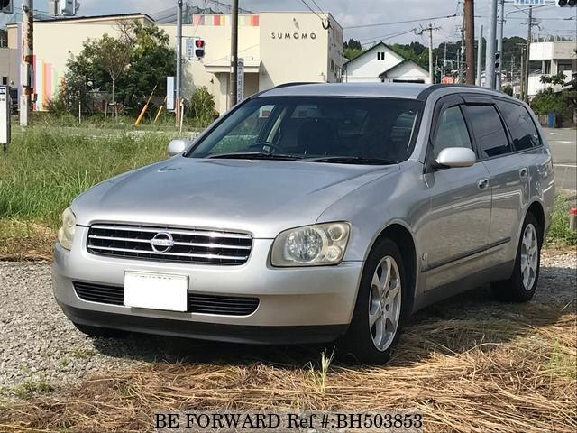 Used 2002 NISSAN STAGEA BH503853 for Sale