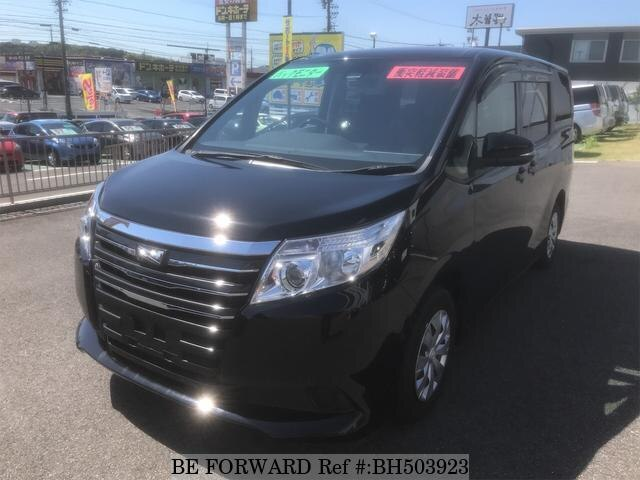 Used 2017 TOYOTA NOAH BH503923 for Sale