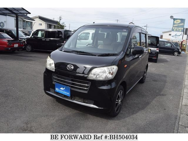 Used 2011 DAIHATSU TANTO EXE BH504034 for Sale
