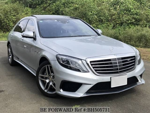 Used 2016 MERCEDES-BENZ S-CLASS BH505731 for Sale