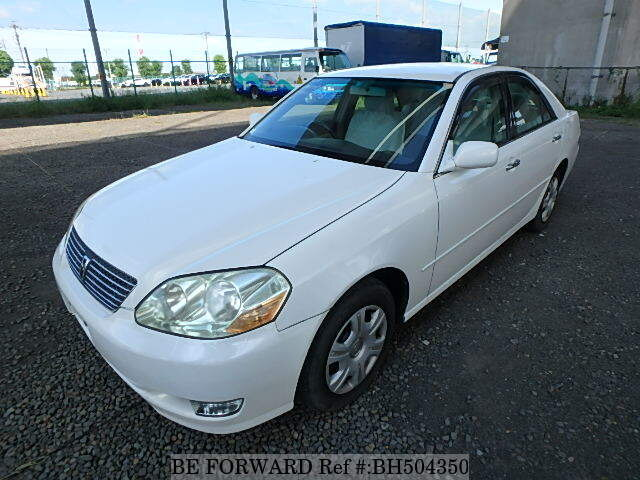 Used 2001 TOYOTA MARK II BH504350 for Sale