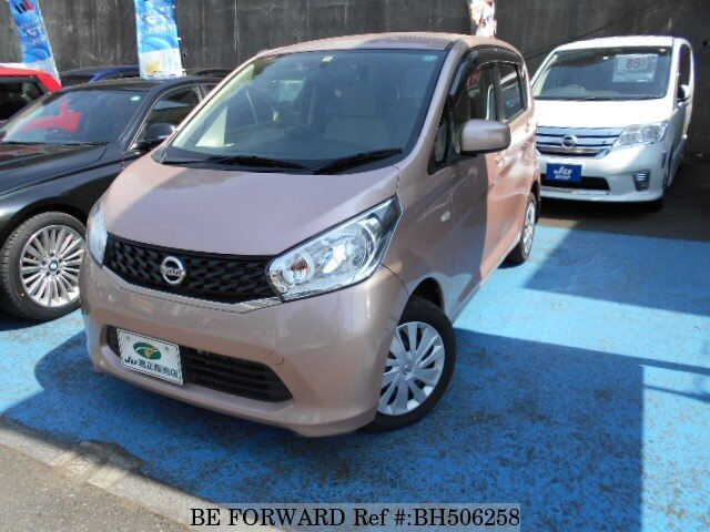 Used 2014 NISSAN DAYZ BH506258 for Sale