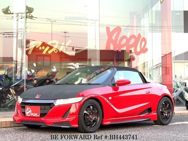 Used 2015 HONDA S660 BH443741 for Sale