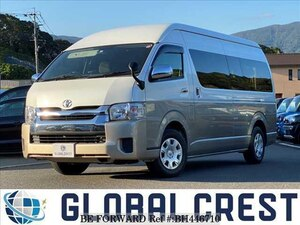 Used 2017 TOYOTA HIACE WAGON BH446710 for Sale