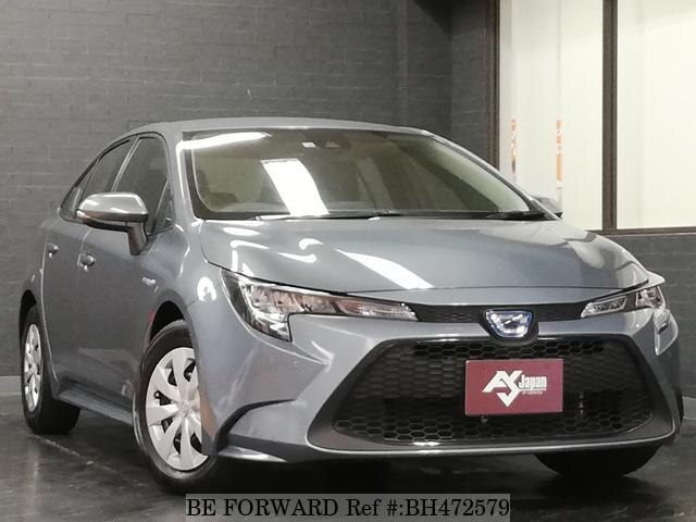 Used 2019 TOYOTA COROLLA BH472579 for Sale