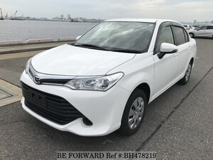 Used 2015 TOYOTA COROLLA AXIO BH478219 for Sale