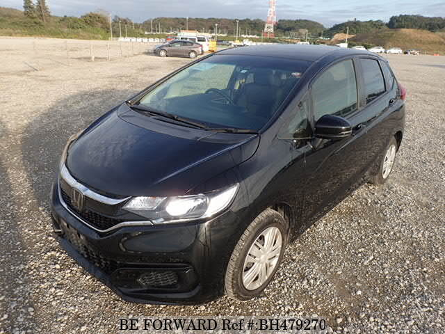 Used 2018 HONDA FIT BH479270 for Sale