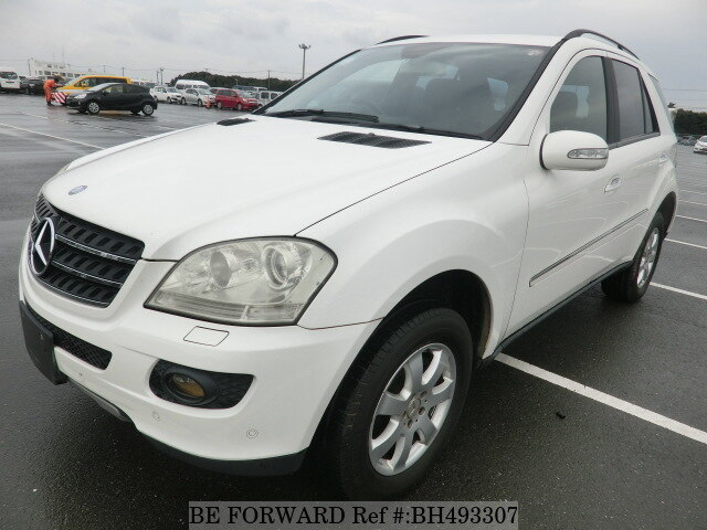 Used 2007 MERCEDES-BENZ M-CLASS BH493307 for Sale