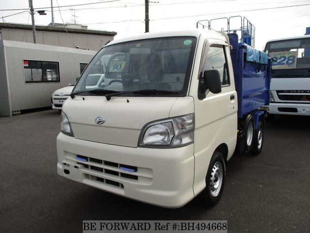 Used 2014 DAIHATSU HIJET TRUCK BH494668 for Sale