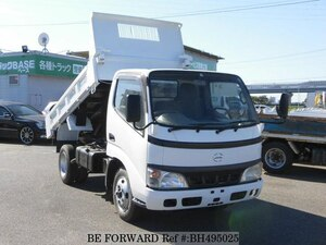 Used 2005 HINO DUTRO BH495025 for Sale
