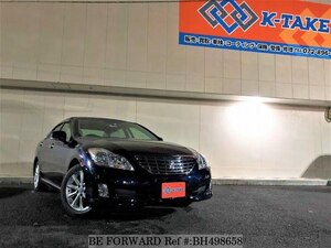 Used 2009 TOYOTA CROWN BH498658 for Sale