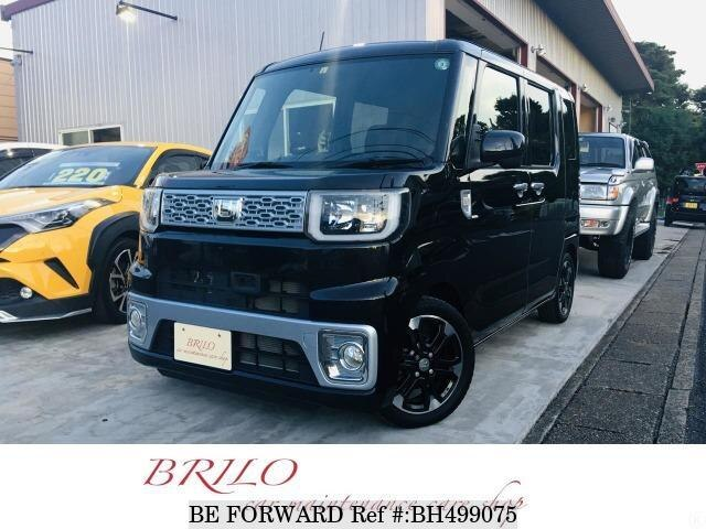 Used 2015 DAIHATSU WAKE BH499075 for Sale