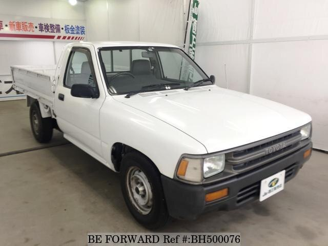 Used 1990 TOYOTA HILUX BH500076 for Sale
