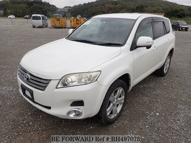 Used 2007 TOYOTA VANGUARD BH497075 for Sale