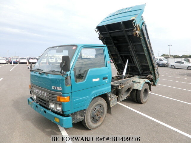 Used 1994 TOYOTA DYNA TRUCK BH499276 for Sale