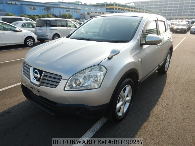 Used 2008 NISSAN DUALIS BH499257 for Sale