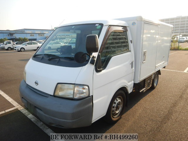 Used 2001 NISSAN VANETTE TRUCK BH499260 for Sale