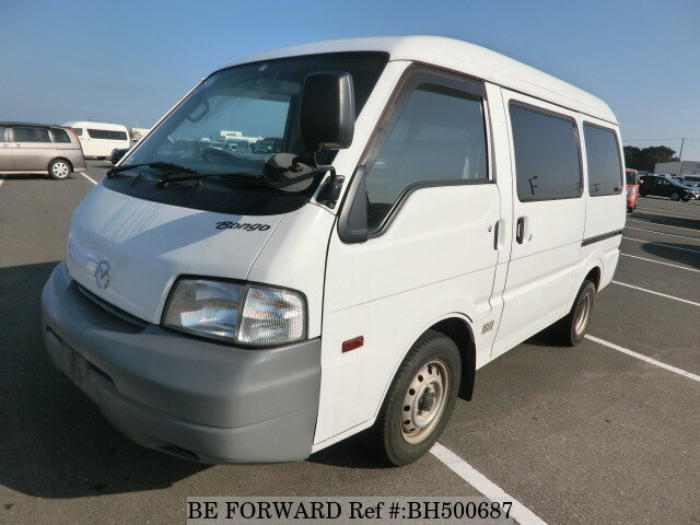 Used 2012 MAZDA BONGO VAN BH500687 for Sale