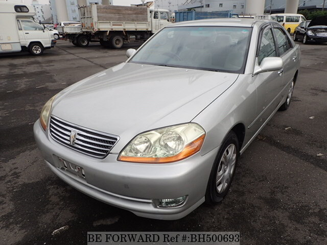 Used 2003 TOYOTA MARK II BH500693 for Sale