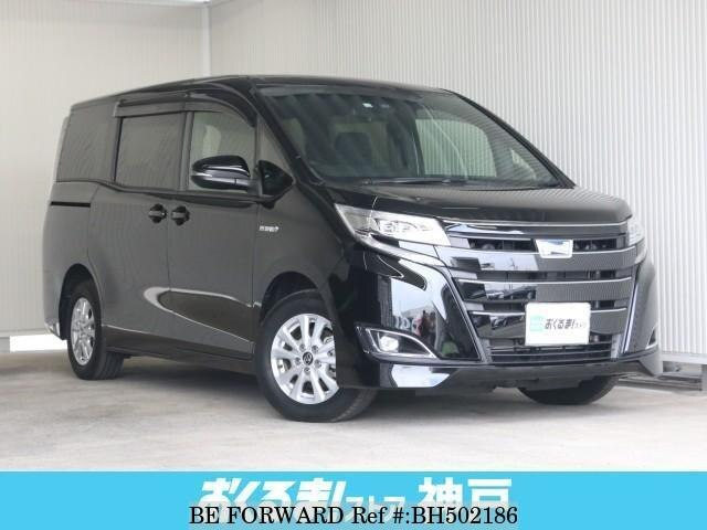 Used 2018 TOYOTA NOAH BH502186 for Sale