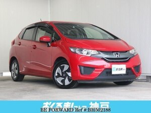 Used 2013 HONDA FIT HYBRID BH502188 for Sale